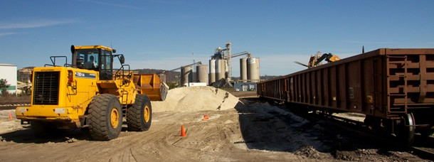 Frac Sand Producers, Frac Sand Production, Frac Sand Suppliers, Frac Sand Loader