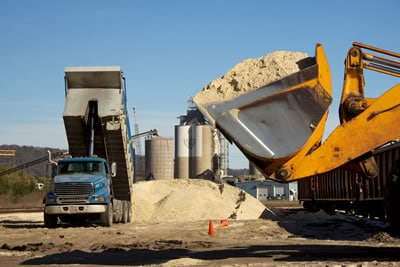 Frac Sand Producers, Frac Sand Production, Frac Sand Suppliers, Frac Sand Loading
